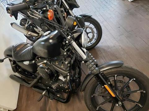 2016 Harley-Davidson XL883N Sportster Iron 883
