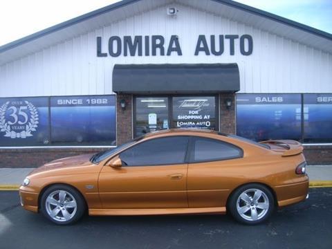 2006 Pontiac GTO for sale in Lomira, WI
