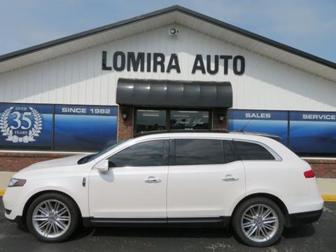 2014 Lincoln MKT for sale in Lomira, WI
