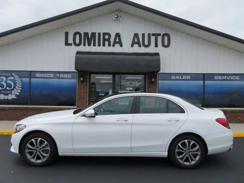 2018 Mercedes-Benz C-Class for sale in Lomira, WI