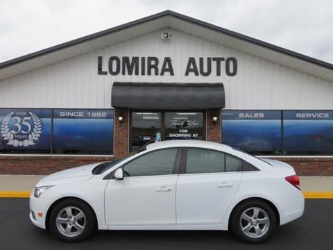 2012 Chevrolet Cruze for sale in Lomira, WI
