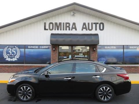 2018 Nissan Altima for sale in Lomira, WI
