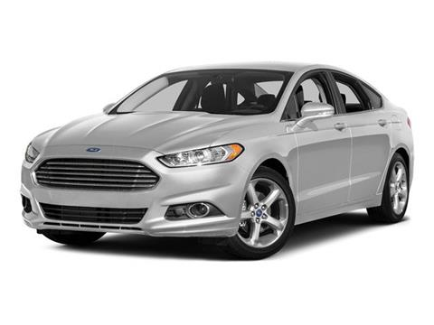 2016 Ford Fusion for sale in Lomira, WI