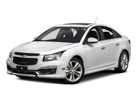 2016 Chevrolet Cruze Limited for sale in Lomira, WI