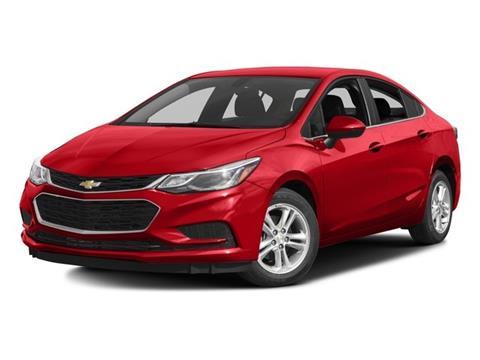 2017 Chevrolet Cruze for sale in Lomira, WI