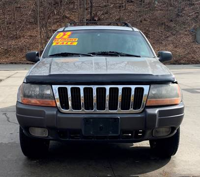 2002 Jeep Grand Cherokee for sale in Roslyn Heights, NY