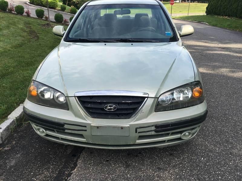 2004 Hyundai Elantra GLS 4dr Sedan   Roslyn Heights NY