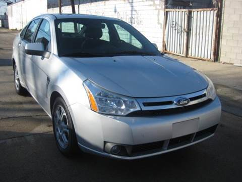 2008 Ford Focus for sale at Twin's Auto Center Inc. in Detroit MI
