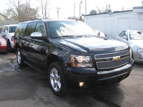 2007 Chevrolet Suburban for sale at Twin's Auto Center Inc. in Detroit MI
