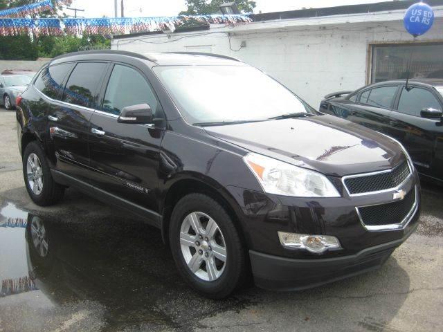 2009 Chevrolet Traverse for sale at Twin's Auto Center Inc. in Detroit MI