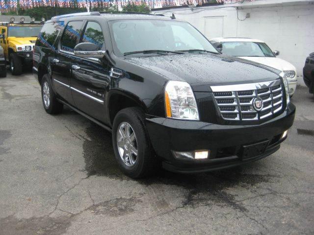 2007 Cadillac Escalade ESV for sale at Twin's Auto Center Inc. in Detroit MI