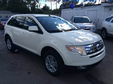 2008 Ford Edge for sale at Twin's Auto Center Inc. in Detroit MI