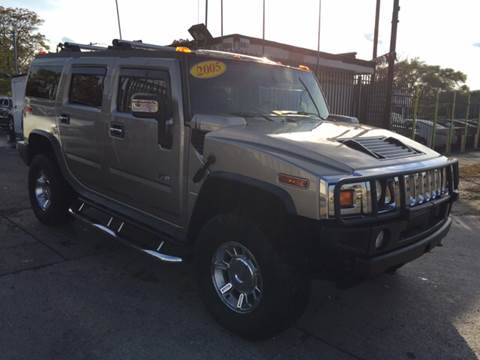 2005 HUMMER H2 for sale at Twin's Auto Center Inc. in Detroit MI