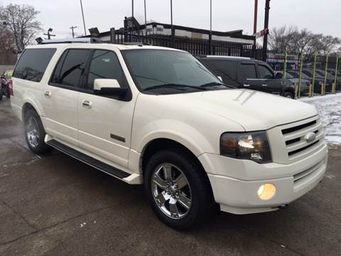 2008 Ford Expedition EL for sale at Twin's Auto Center Inc. in Detroit MI