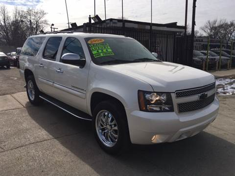 2008 Chevrolet Suburban for sale at Twin's Auto Center Inc. in Detroit MI