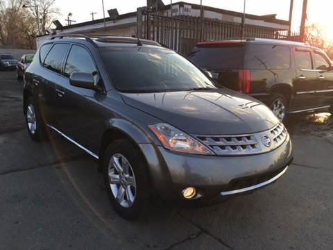 2006 Nissan Murano for sale at Twin's Auto Center Inc. in Detroit MI