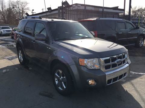 2009 Ford Escape for sale at Twin's Auto Center Inc. in Detroit MI