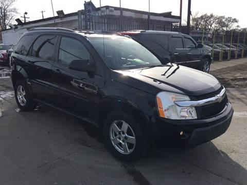 2005 Chevrolet Equinox for sale at Twin's Auto Center Inc. in Detroit MI