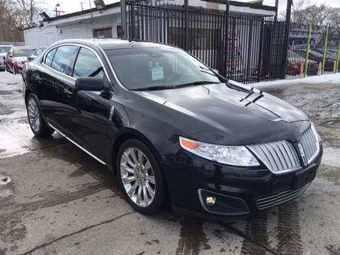 2009 Lincoln MKS for sale at Twin's Auto Center Inc. in Detroit MI