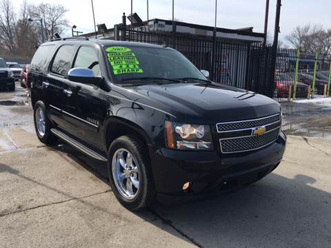 2007 Chevrolet Tahoe for sale at Twin's Auto Center Inc. in Detroit MI