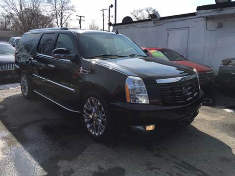 2009 Cadillac Escalade for sale at Twin's Auto Center Inc. in Detroit MI