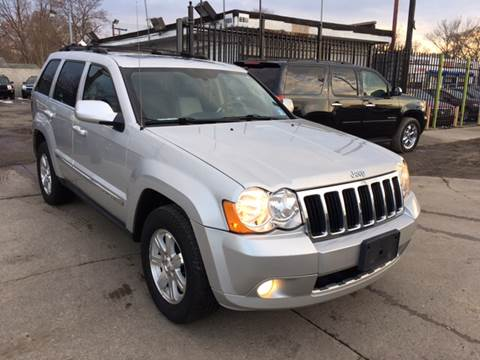 2008 Jeep Grand Cherokee for sale at Twin's Auto Center Inc. in Detroit MI