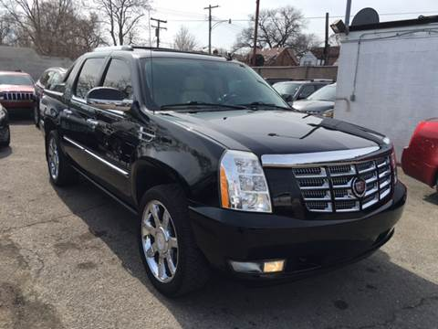 2008 Cadillac Escalade EXT for sale at Twin's Auto Center Inc. in Detroit MI