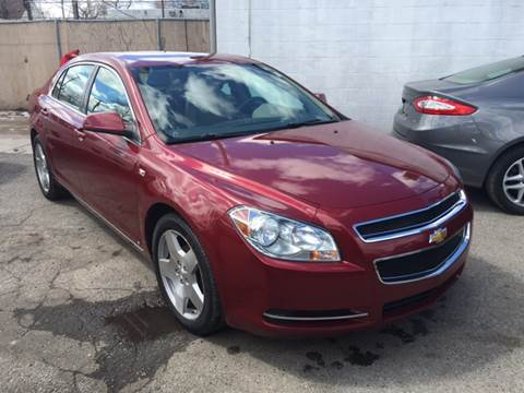 2008 Chevrolet Malibu for sale at Twin's Auto Center Inc. in Detroit MI