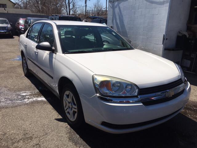 2004 Chevrolet Malibu for sale at Twin's Auto Center Inc. in Detroit MI