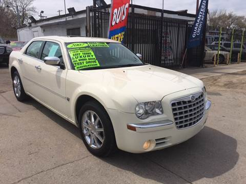 2007 Chrysler 300 for sale at Twin's Auto Center Inc. in Detroit MI