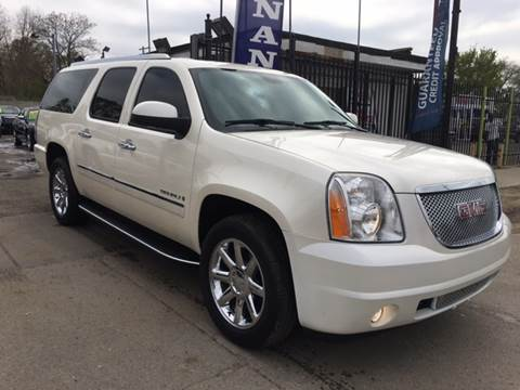 2009 GMC Yukon XL for sale at Twin's Auto Center Inc. in Detroit MI
