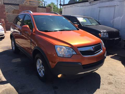2008 Saturn Vue for sale at Twin's Auto Center Inc. in Detroit MI