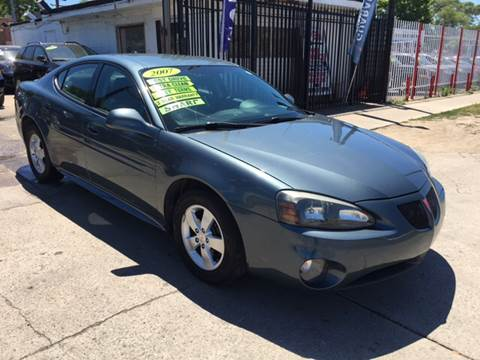 2007 Pontiac Grand Prix for sale at Twin's Auto Center Inc. in Detroit MI