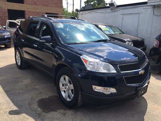 2012 Chevrolet Traverse for sale at Twin's Auto Center Inc. in Detroit MI