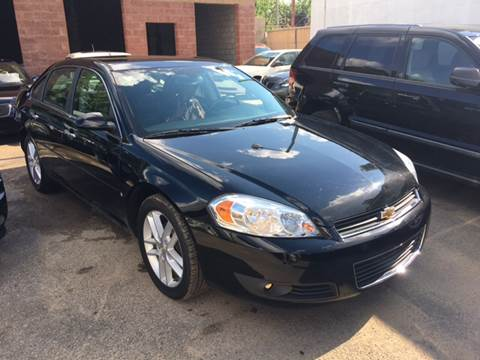 2008 Chevrolet Impala for sale at Twin's Auto Center Inc. in Detroit MI