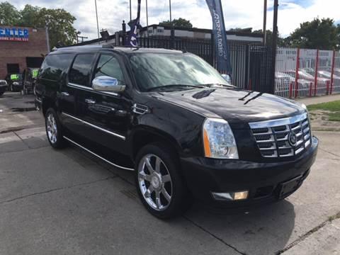 2008 Cadillac Escalade ESV for sale at Twin's Auto Center Inc. in Detroit MI