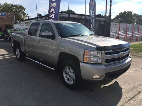 2008 Chevrolet Silverado 1500 for sale at Twin's Auto Center Inc. in Detroit MI
