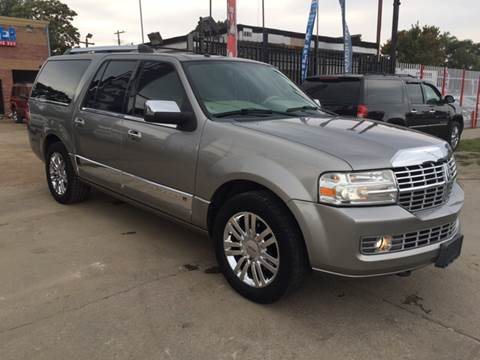 2008 Lincoln Navigator L for sale at Twin's Auto Center Inc. in Detroit MI