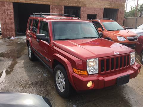 2006 Jeep Commander for sale at Twin's Auto Center Inc. in Detroit MI