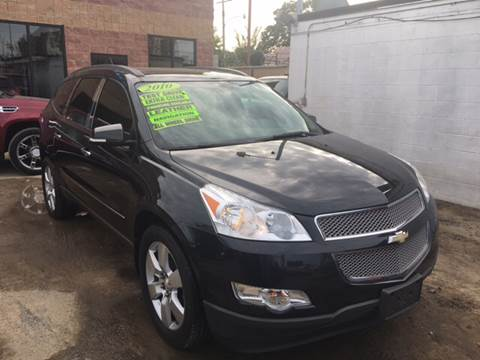 2010 Chevrolet Traverse for sale at Twin's Auto Center Inc. in Detroit MI
