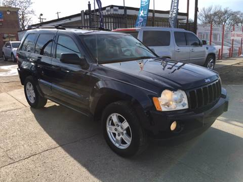 2005 Jeep Grand Cherokee for sale at Twin's Auto Center Inc. in Detroit MI
