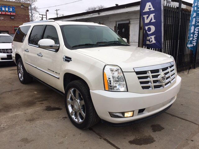 2008 Cadillac Escalade ESV for sale at Twin's Auto Center Inc. in Detroit MI