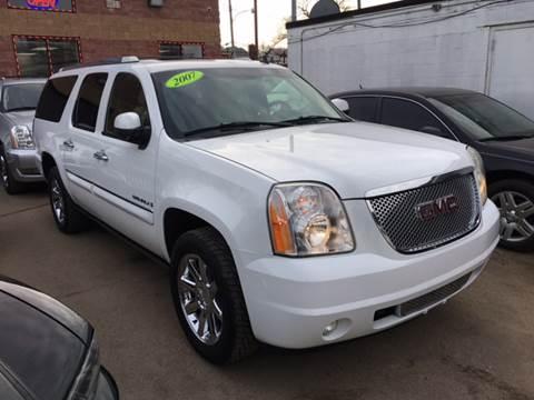 2007 GMC Yukon XL for sale at Twin's Auto Center Inc. in Detroit MI