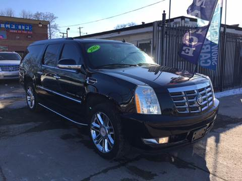 2007 Cadillac Escalade ESV for sale at Twin's Auto Center Inc. in Detroit MI