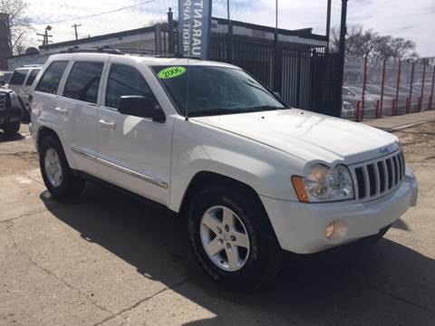 2006 Jeep Grand Cherokee for sale at Twin's Auto Center Inc. in Detroit MI