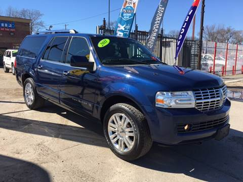2011 Lincoln Navigator L for sale at Twin's Auto Center Inc. in Detroit MI