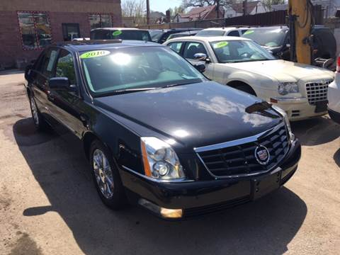 2010 Cadillac DTS for sale at Twin's Auto Center Inc. in Detroit MI