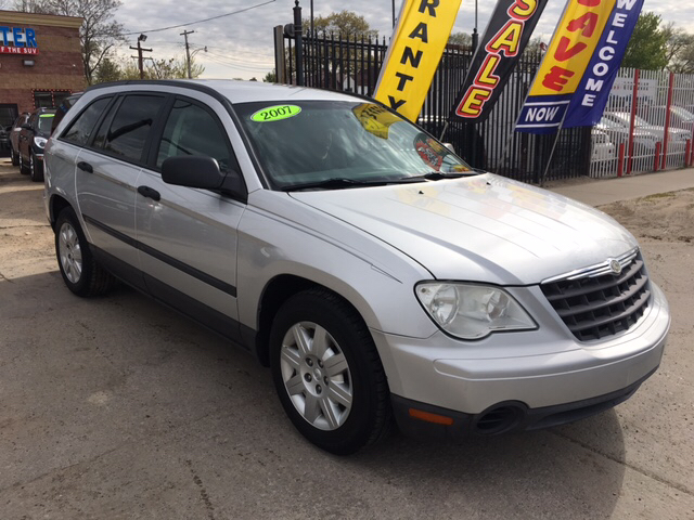2007 Chrysler Pacifica for sale at Twin's Auto Center Inc. in Detroit MI