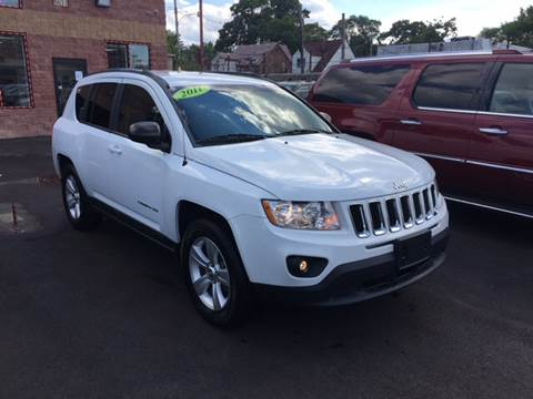2011 Jeep Compass for sale at Twin's Auto Center Inc. in Detroit MI