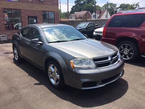 2012 Dodge Avenger for sale at Twin's Auto Center Inc. in Detroit MI